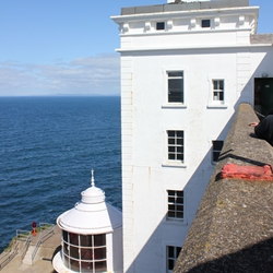 Rathlin West Light Officially Reopens