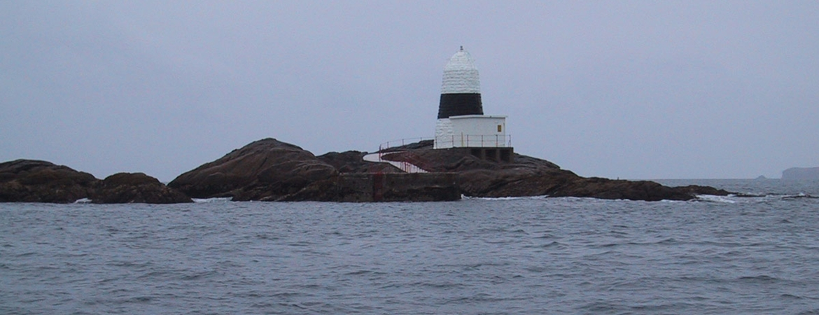 Ballagh Rocks Lighthouse