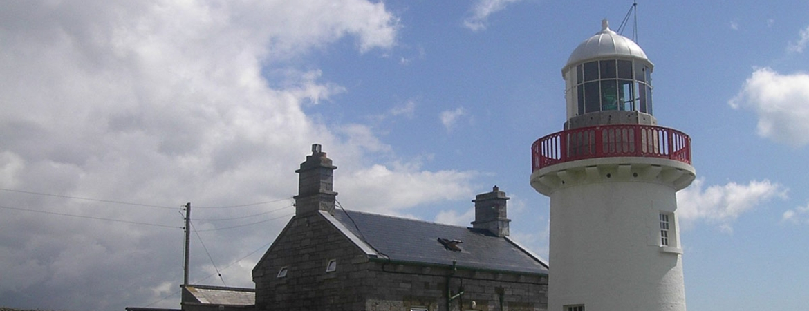 Ballinacourty Point Lighthouse