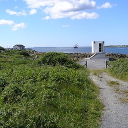 Cashla Bay Lighthouse