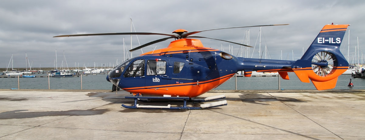 Challenging £13Million Lighthouse Helicopter Contract Awarded For Ireland and UK