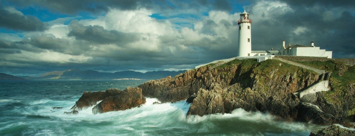 Great Lighthouses of Ireland