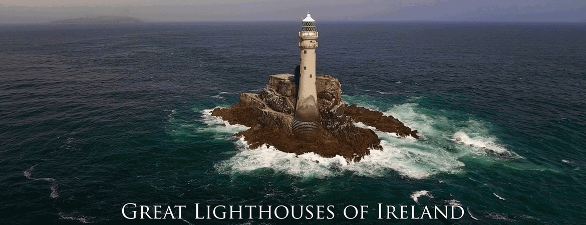 Great Lighthouses of Ireland DVD